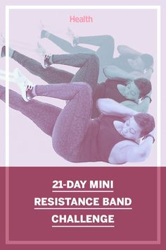 With most gyms still closed, people have been trying to find ways to get in their workouts (and maintain a regular fitness routine) at home. Mini resistance bands are an all-in-one gym that can be easily stowed in your closet or taken with you on the go. #athomeworkouts #resistancebands Dumbbell Workout, Toning Workouts, At Home Workouts, Bikini Fitness, Low Carb Plan, Body Weight Circuit, Shoulder Raises, Leg Circles, Push Up Challenge