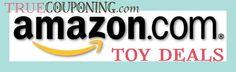 10 Amazon Toy Deals {Power Rangers, Disney, Barbie} - TrueCouponing