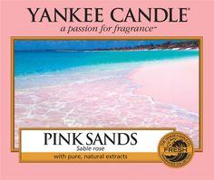 Pink Sands - Peggys - Yankee Candle & kleinkariert Ballonwelt Fachhändler