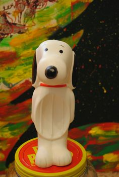 Avon Snoopy Soap Dish