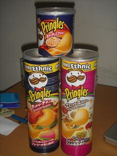 weird flavored pringles - Google Search