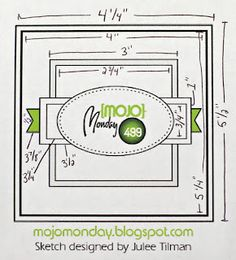 I have several partially used paper pads that I like to use for card challenges. Scrapbook Sketches, Card Sketches, Scrapbooking Layouts, Scrapbook Cards, Card Making Templates, Envelope Templates, Spellbinders Cards, Square Card, Christmas Cards To Make