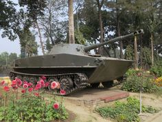 This Soviet-made tank at the Army Museum in Dhaka was used by the Pakistan Army during 1971 Bangladesh War of Independence. Gypsum Decoration, Gypsum Wall, Pakistan Army, Ceiling Rose, Museum, War, Museums