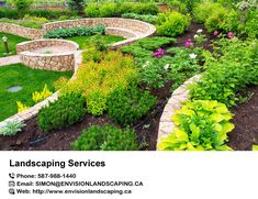 Our complete  #landscaping #services include lawn care and ongoing landscaping maintenance services. Moreover, we are engaged in major installation projects for landscaping, erosion control, drainage systems, outdoor lighting etc. https://bit.ly/2IwmVhR