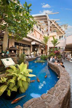 Ala Moana Shopping Center Shop Until You Drop in Honolulu