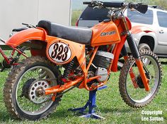 1979 Can Am Motocrosser- The designer needed glasses.