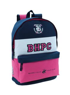 Mochila Beverly Hills Polo Club #BHPC #JoummaBags #backpack #SS16