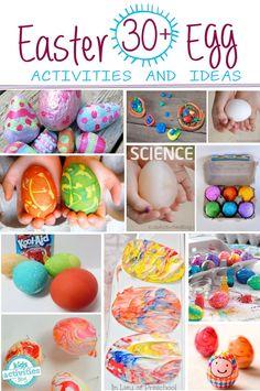 30+ Easter Egg Ideas - Kids Activities Blog