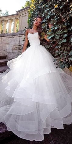 Wonderful Perfect Wedding Dress For The Bride Ideas. Ineffable Perfect Wedding Dress For The Bride Ideas. Wedding Dress Cinderella, Wedding Robe, Western Wedding Dresses, Top Wedding Dresses, Gorgeous Wedding Dress, Bridal Dresses, Wedding Ceremony, Perfect Wedding, Mermaid Wedding