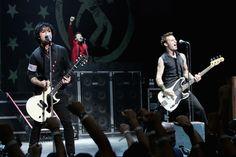 Green Day Live a Milano.  #GreenDay #Concerto #Milano