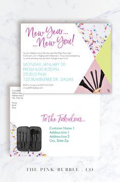 23 Best Mary Kay Invitations Images Invitation Invitations Mary Kay