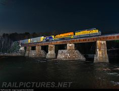 RailPictures.Net Photo: NECR 2716 3317 3850 New England Central EMD SD40-2 at West Hartford, Vermont by Kevin Burkholder