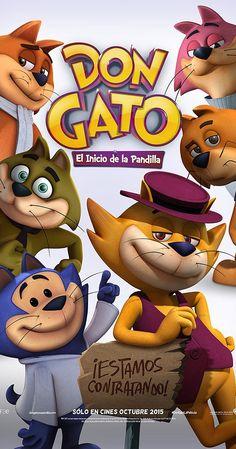 Top Cat Begins (2015) - IMDb