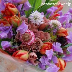 #flower  #flowers #bouquet  #hanataba #blumen #fleur #rose #roses#tulipa