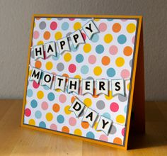 Mother's Day Banner Card