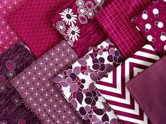 Get ready to feel royal! The Simply Colorful II collection from Moda features an array of rich purple hues, from mauve and berry to lush plum. Versatile florals and geometrics adorn these pretty pre-cuts, making them perfect for a range of projects.