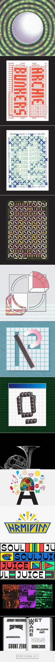 It's Nice That | Introducing graphic designer Devi Heller... - a grouped images picture - Pin Them All