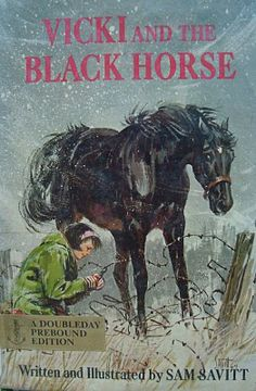 Sam Savitt...loved the books and the artwork as a kid.