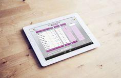 #agencerebelle - création design graphique application smartphone #oenoblends - #oenobrands