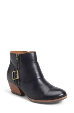 Kork-Ease™ 'Isa' Side Zip Boot (Women) (Online Only)