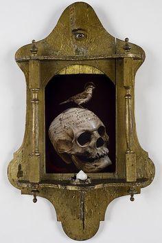 ☠ Skull Wall Shelf ☠