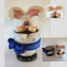 Pote Delicia.... Porcelana Fria.... www.crisbiscuitt.com.br