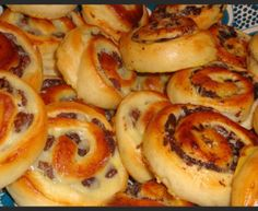 Dutch Recipes, Donut Recipes, Sweets Recipes, Baking Recipes, Beignets, Bistro Food, Delicious Donuts, Homemade Donuts, Bread And Pastries