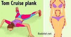 12 druhov planku pre každú svalovú skupinu, ktoré dokážu nahradiť členstvo v posilňovni Tom Cruise, Total Body, Relax, Family Guy, Fitness, Planking, Gym, Sport, Exercises
