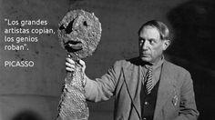 """Shakespeare, Da Vinci, Picasso,Orson Welles, todos genios, todos ladrones. El arte de estos hombres no aparece de la nada, sino de """"robar"""" a los artistas muertos, a los coetáneos, a sus maestros. Cada uno de ellos es un ejemplo de una cita del pintor malagueño: Los grandes artistas copian, los genios roban. De esto se […]"""