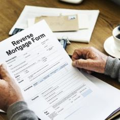Should You Consider a Reverse Mortgage? Mortgage Companies, Mortgage Tips, Garage Door Spring Replacement, Overhead Garage Door, Garage Doors, Financial Planner, Buying A New Home, How To Know, The Borrowers