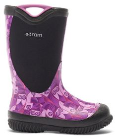 Enter to #Win a Pair of Tram Footwear Kids' Park Three Season Boots @Tram Footwear ~ CAN 10/13 via @Ottawa Mommy Club