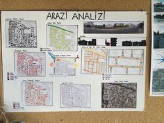 Architectural Design, Land Analysis the to Technical Architecture, Architecture Plan, Bubble Diagram, Urban Design Plan, Site Analysis, Concept Diagram, Digital Art Tutorial, Urban Furniture, Anime Scenery