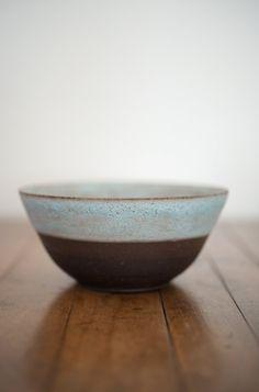 small serving bowl   Bespoke Pots