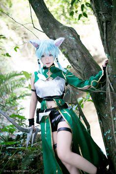Sword Art Online 2 Cosplay