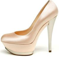 I love these. Probably wouldn't be able to walk in them, though.