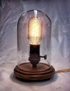 Лампа настольная Loft Flask