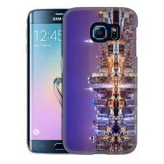 Samsung Galaxy S6 Edge Manhattan Skyline Trans Case