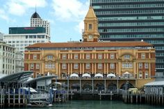 Top 20 things to do in Auckland: Auckland Ferry Terminal