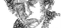 Typographic portrait (Photoshop)
