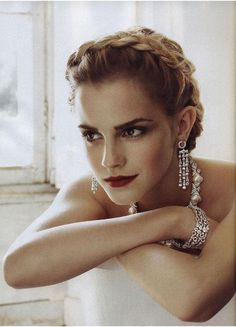 Emma Watson holiday glam!