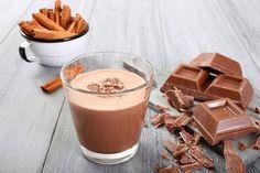 Chocolate Almond Milk Smoothie For Kids