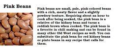 Pink Beans http://justeatveggies.com/guide-beans/