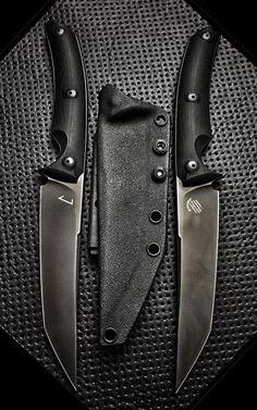 Bastinelli Creations 207 PY Fixed Blade