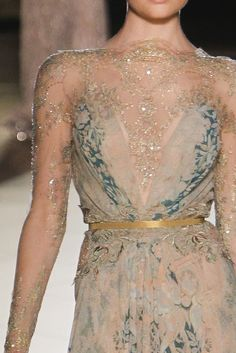 I think I found a new designer I love, Elie Saab.