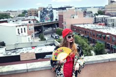 From the Closet - Heat Wave, photos by Carly Rabalais, styled by Aisha Gunnell