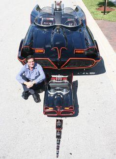 BATMAN car fann