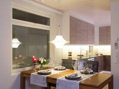 Referenssejä | Sisustus Trendo Kitchen Island, Design, Home Decor, Island Kitchen, Decoration Home, Room Decor, Home Interior Design, Home Decoration