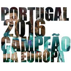 PORTUGAL CAMPEÃO DA EUROPA 2016 https://www.facebook.com/portugalcampeao/ PARABENS A TODOS OS QUE ACREDITARAM