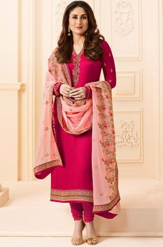 Salwar Suits for Women - Buy Ladies Designer Salwar Kameez Online Salwar Kameez Online, Indian Salwar Kameez, Churidar Suits, Anarkali Suits, Indian Dresses, Indian Outfits, Salwar Suits Party Wear, Party Suits, Dress Suits
