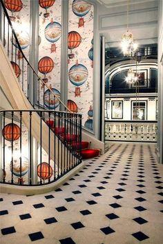 Hotel Saint James, París
